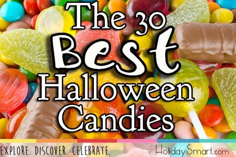 The 30 Best Halloween Candies to give out to Trick-or-Treaters