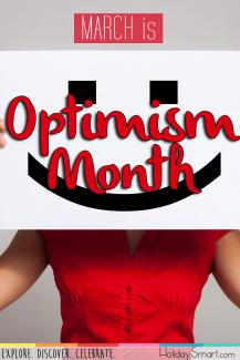 March is Optimism Month
