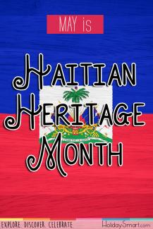 May is Haitian Heritage Month
