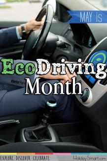 May is EcoDriving Month