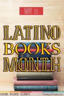 May is Latino Books Month