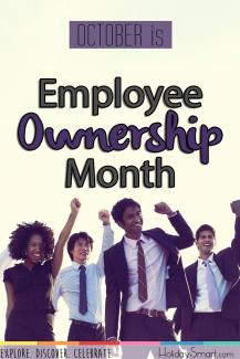 October is Employee Ownership Month