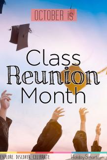 October is Class Reunion Month