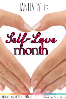 January is Self-Love Month