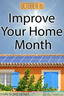 October is Energy Management is a Family Affair - Improve Your Home Month