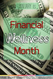 January is Financial Wellness Month