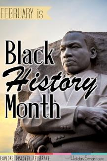 February is National Black History Month