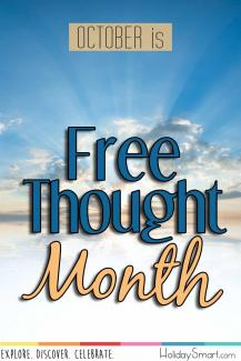 October is Free Thought Month