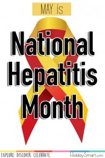 May is National Hepatitis Month