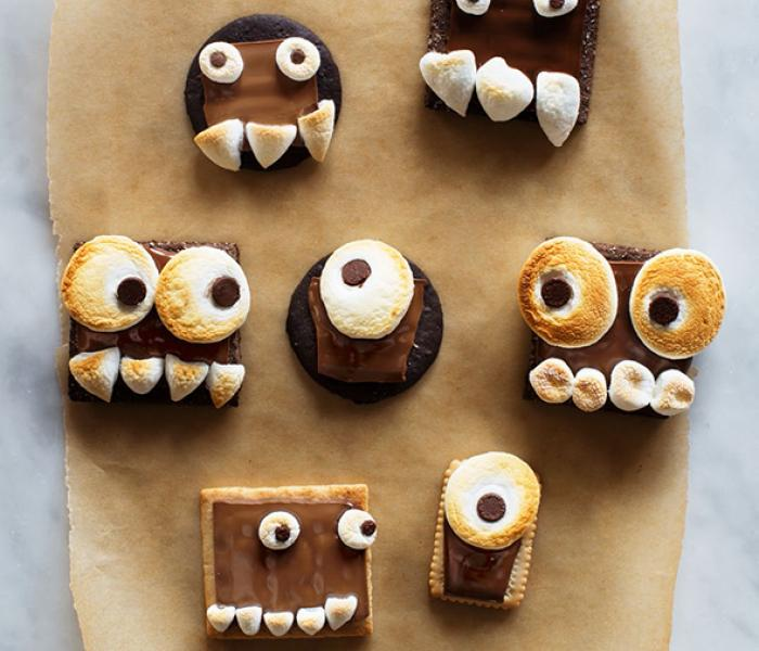 Monster Smores