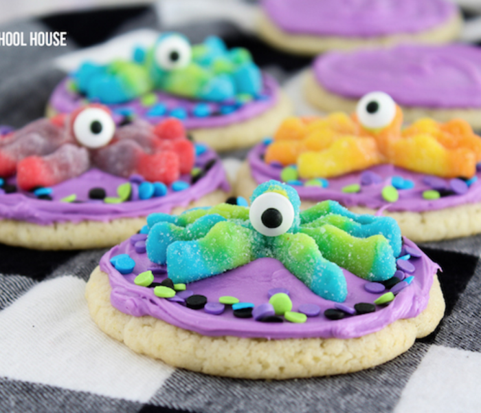 One Eyed Monster Cookies