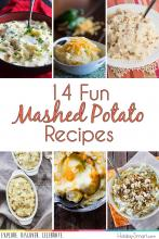 14 Fun Mashed Potato Recipes
