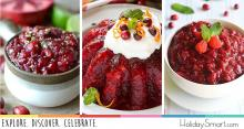 12 Cranberry Sauce Recipes for Thanksgiving