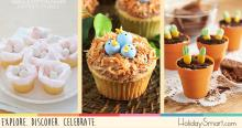 16 Adorable Easter Cupcakes