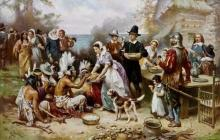 First Thanksgiving Myths
