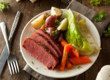 Corned Beef and Cabbage Day