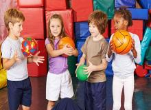 National Preschool Fitness Day