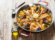 Spanish Paella Day
