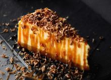 Caramel Cheesecake Day