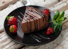 Chocolate Cheesecake Day