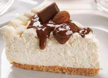 White Chocolate Cheesecake Day