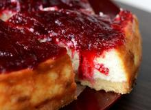 Cranberry Cheesecake Day