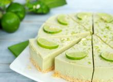 Key Lime Cheesecake Day