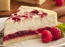 Raspberry Cheesecake Day