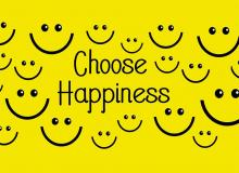 Choose Happiness Day