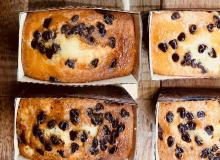 Cinnamon Raisin Bread Day