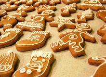 Gingerbread Cookie Day