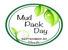 Mud Pack Day