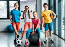 Kids Fitness Day