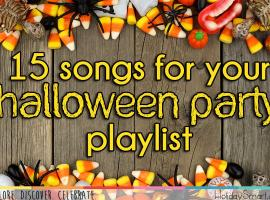 15 Songs for Your Halloween Party Playlist