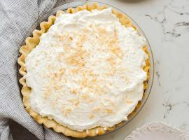 Bavarian Cream Pie Day